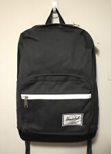 HERSCHEL SUPPLY CO POP QUIZ 22L (DARK GREY/BLACK) BACKPACK MSRP $70- NEW w/TAG!