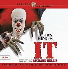 Stephen King's It [Original Motion Picture Soundtrack] by Richard Bellis (CD,...