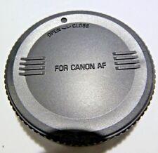 Sigma AF EF Genuine Rear Cap for Canon Lenses  EOS 70-300mm 28-80mm 24-70mm