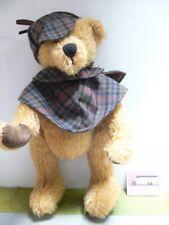 HC161 Hermann Coburg Teddy Sherlock Holmes ca.35 cm Limitiert *