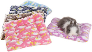 Pet Bed Mat House Guinea Pig Hamster Winter Warm Small Animal Accessories