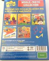 The Wiggle Tastic Collection 5-DVD Set Over 6 Hours Viewing New/Sealed
