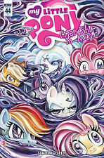 MY LITTLE PONY FRIENDSHIP IS MAGIC #44 1:10 Variant Cover by Sara Richard