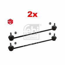 2x Febi Bilstein Anti-Roll Bar Stabiliser Link Peugeot 2008 206+ 208 Citroen DS3