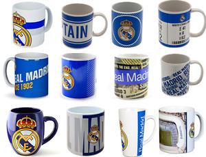 Real Madrid FC Mug - Travel, Latte, Tea Tub, Tea, Coffee, Tankard, Heat Change