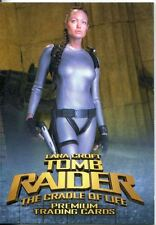Tomb Raider The Cradle Of Life Promo Card TR2-i