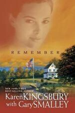 REMEMBER Redemption Christian Series Book 2 Karen Kingsbury FREE SHIPPING