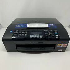 Brother MFC-255CW Color Inkjet All-in-One w/ Wireless Networking