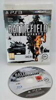 Battlefield: Bad Company 2 Video Game for Sony PlayStation 3 PS3 PAL TESTED