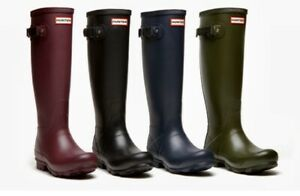 Authentic Hunter Original Rubber Rain Boots 3 Styles+Multiple Colors Available.