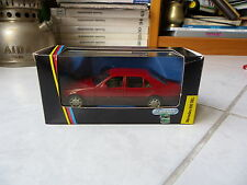 Mercedes 600 SEL rouge red W140 Ref 1260 Schabak 1/43 miniature