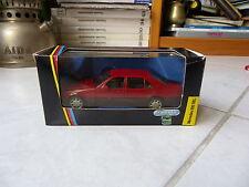 Mercedes 600 SEL rouge red W140 Ref 1260 Schabak 1/43 miniature