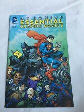 Essential Graphic Novels (DC 2016) – New Comic Guide Memorabilia (Free Shipping)