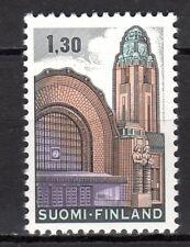 Finland - 1971 Definitive railway station - Mi. 698y MNH (phosphor paper)