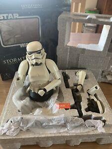 Stormtrooper Deluxe Bust Star Wars Gentle Giant Pas Attakus