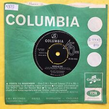Cliff Richard - Bachelor Boy / The Next Time - Columbia DB-4950 VG Condition