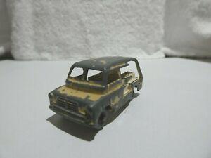 No. 29 – 1956 Lesney Matchbox – Bedford Milk Truck - 1-75 Regular Wheels – GC