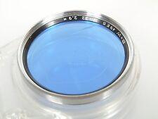 B + W Azul filtro 49es Chrome KB 12 2,9x, 49mm einschraubanschluss