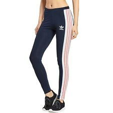 Adidas Originals Mujer Taoe Cinta Elástico Active Pantalones de Gym Mallas -