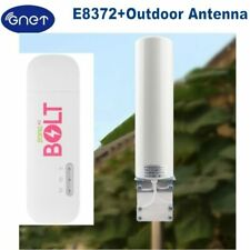 Huawei E8372h-153 4G Unlocked LTE Wingle 150Mbps USB Modem Mobile Outdoor Ant