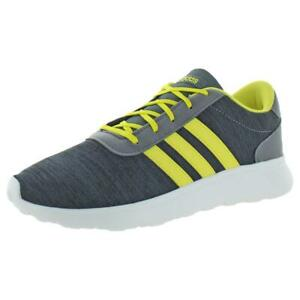 Adidas Boys Lite Racer K Lightweight Trainers Running Shoes Sneakers BHFO 5579