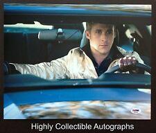 RYAN GOSLING SIGNED 11X14 PHOTO DRIVE PSA DNA COA AUTOGRAPH