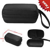 Wireless Headphones Carrying Bag Case Pouch Black For SENNHEISER Momentum True