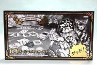 JoJo's Bizarre Adventure Prize D'Arby Poker set Playing Cards chips Ichiban Kuji