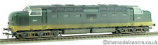 32-529B Bachmann OO/HO Guage Class 55 D9011 BR Two Tone Green Weathered by TMC