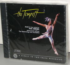Reference Recordings RR-10CD: The Tempest - Paul Chihara / LeRoux - USA 1988 SS