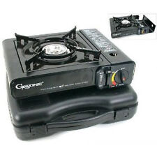 New Portable Butane Gas Stove Range CSA Approved W/ Carry Case Camping Cooking