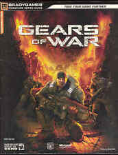 Gears Of War XBOX 360 Bradygames Signature Series Strategy Cheat Tips Video Game