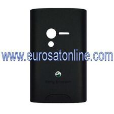 Tapa Bateria Battery Cover Sony Ericsson Xperia X10 Mini E10 E10i Negra Black
