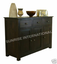 Handmade contemporary Wooden sideboard ( cabinet )