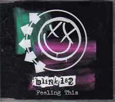 Blink 182- Feeling This Promo cd single