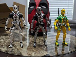 Rare Marvel Legends Deadpools