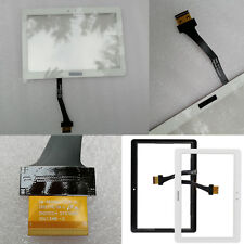 Original Outer Front Glass + Touch Screen For Samsung Galaxy Note 10.1 GT-N8000