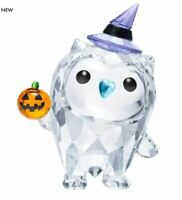 Swarovski Crystal Creation 5464862 Hoot-Happy Halloween A.E. 2019 RRP $119