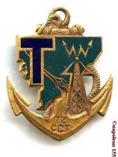 TRANSMISSION. 72 eme Compagnie Coloniale de Transmissions, CCT. Fab. DOM