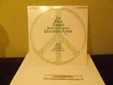 The First Annual Radiola Company Christmas Album~SEALED