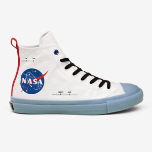 CONVERSE ALL STAR 100 SPACESUITS HI 31303590 NASA CHUCK TAYLOR RETRO&FUTURE