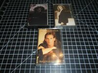 3 Classic R&B & Soul Vintage Audio Cassette Tapes By Michael Bolton Sony Music
