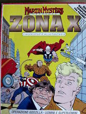 Martin Mystere - ZONA X n°2 1992 ed. Bonelli  [G.235]