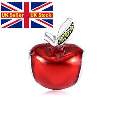 PD style big hole European slide snow white apple Dress Charm new gift fairytale