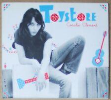 ALBUM CD - CORALIE CLEMENT - TOYSTORE - DISCOGRAPH - 2008 - TBE
