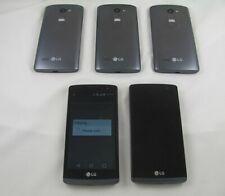 5 LG H343 Risio Cricket Smartphone Lot  GOOD