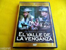 EL VALLE DE LA VENGANZA - Versión original subtitulada en español - precintada
