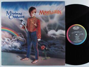 MARILLION Misplaced Childhood CAPITOL LP VG+ *