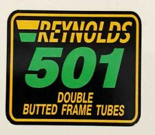 Reynolds 501 Double Butted