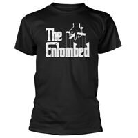 Entombed Godfather Shirt S-XXL Death Metal Band T-Shirt Official
